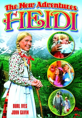 The New Adventures of Heidi Poster