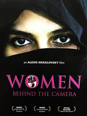 Women Behind the Camera Poster
