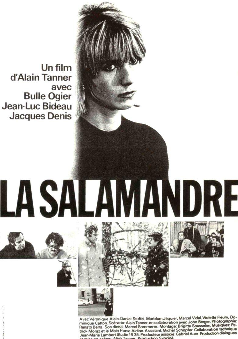 The Salamander Poster