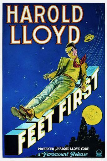 Feet First Poster