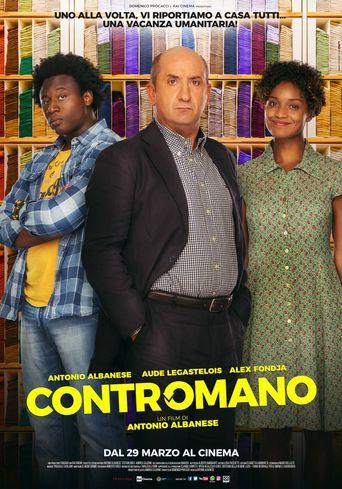 Contromano Poster