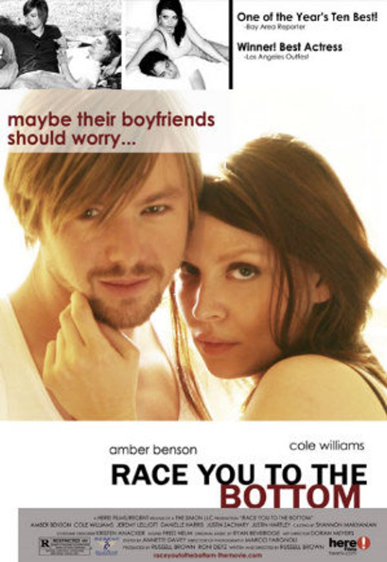 Race You to the Bottom Poster