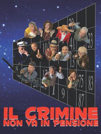 Il crimine non va in pensione Poster