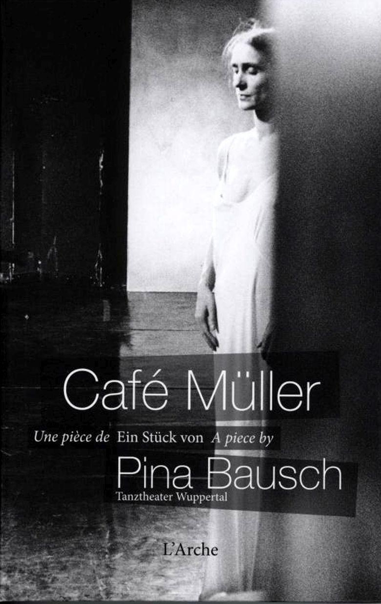 Cafe Müller Poster