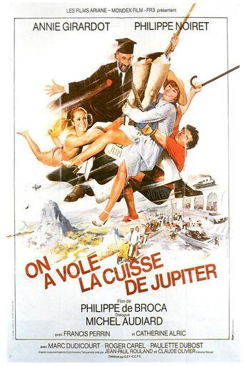 Jupiter's Thigh Poster
