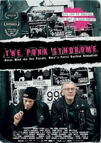 The Punk Syndrome Poster