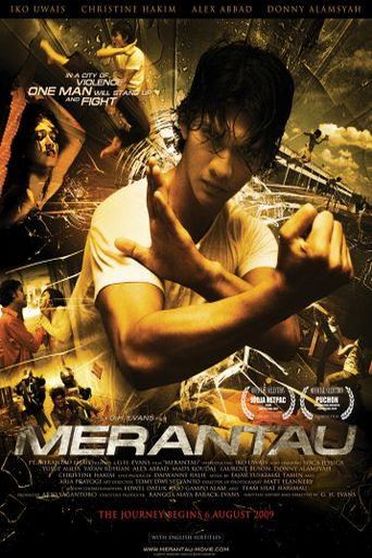 Merantau Poster