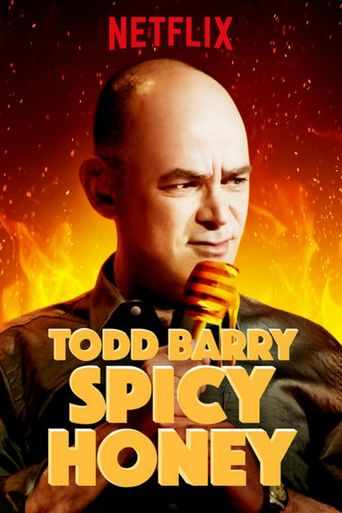 Todd Barry: Spicy Honey Poster