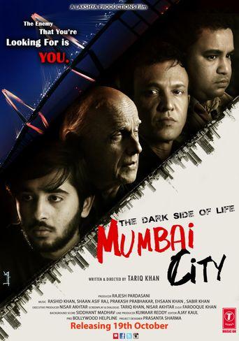 The Dark Side of Life: Mumbai City Poster