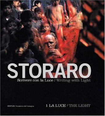Writing with Light: Vittorio Storaro Poster