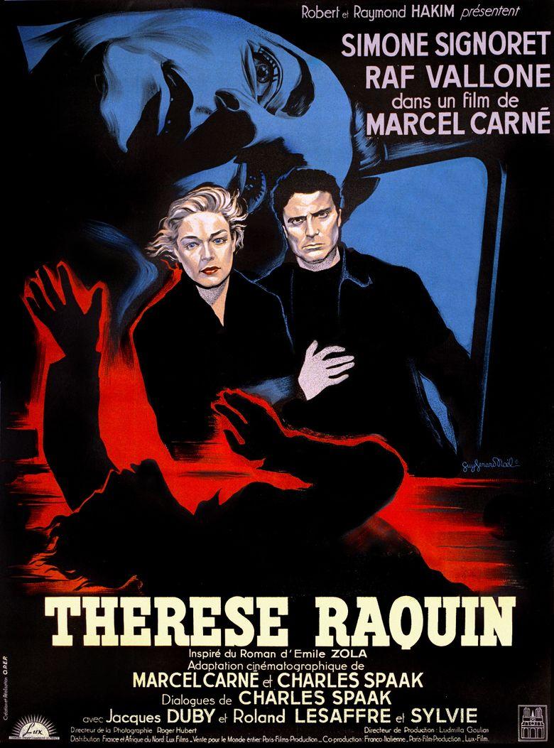 Thérèse Raquin Poster