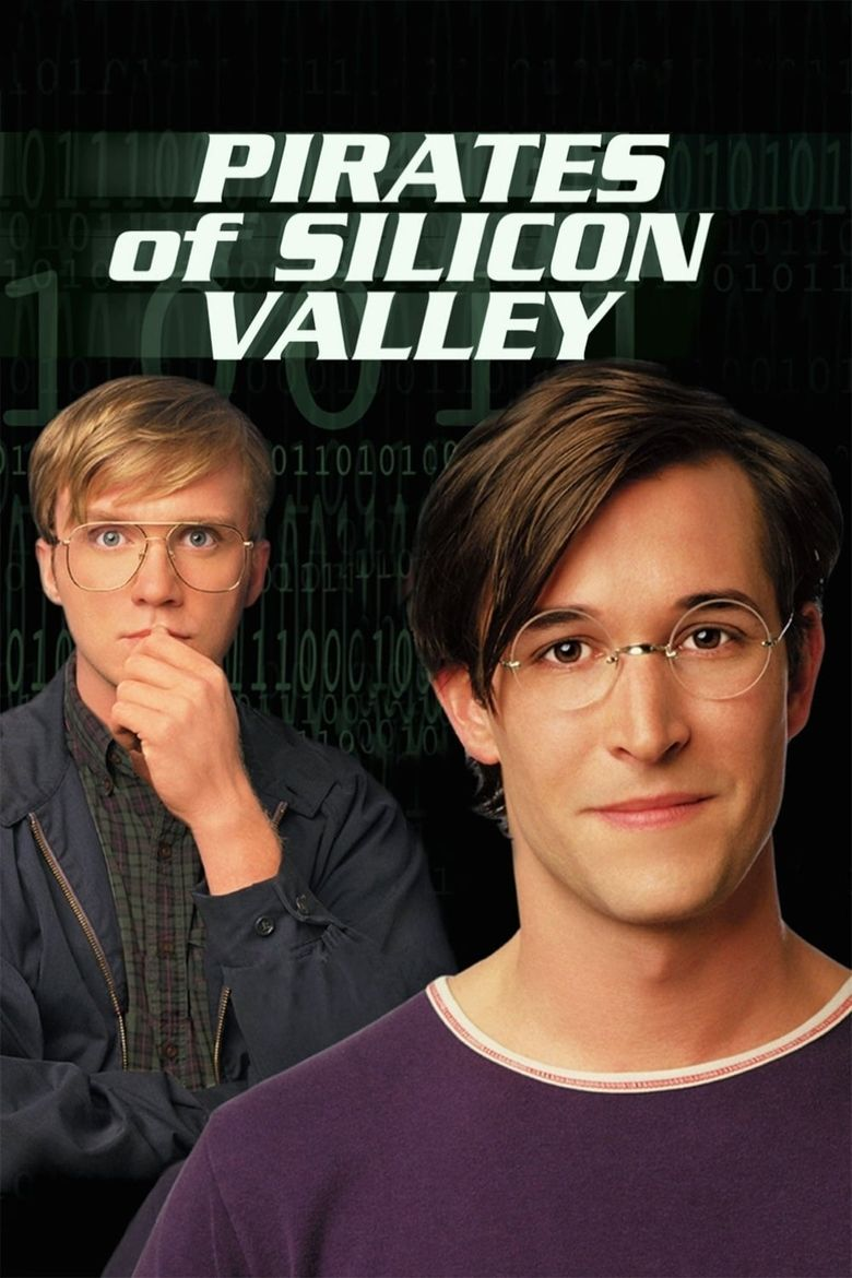 Pirates of Silicon Valley Poster