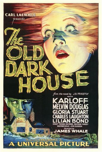 Watch The Old Dark House
