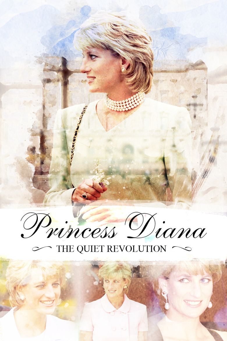 Princess Diana: The Quiet Revolution Poster