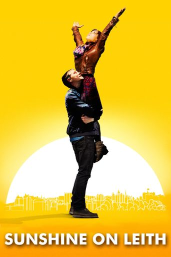 Sunshine on Leith Poster