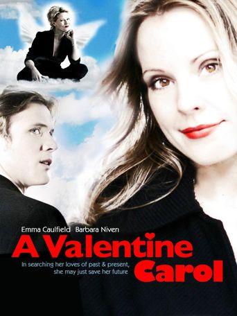 A Valentine Carol Poster