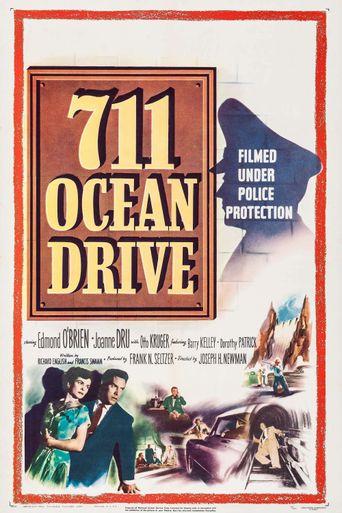 711 Ocean Drive Poster