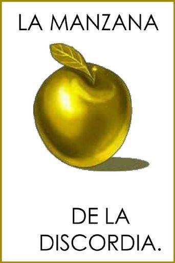 La manzana de la discordia Poster