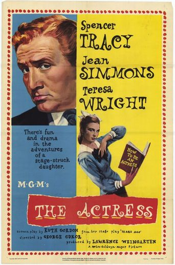 The Actress Poster
