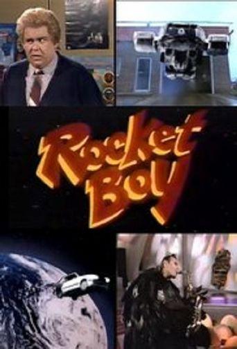 Rocket Boy Poster