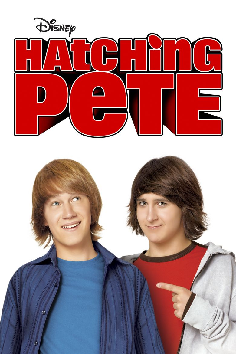 Hatching Pete Poster