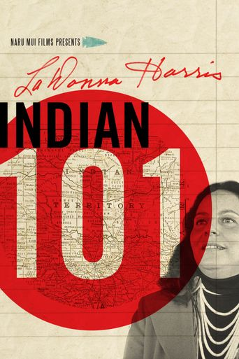 LaDonna Harris: Indian 101 Poster