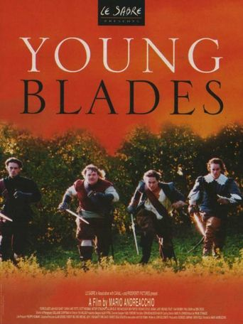 Young Blades Poster