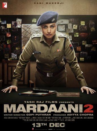 Mardaani 2 Poster