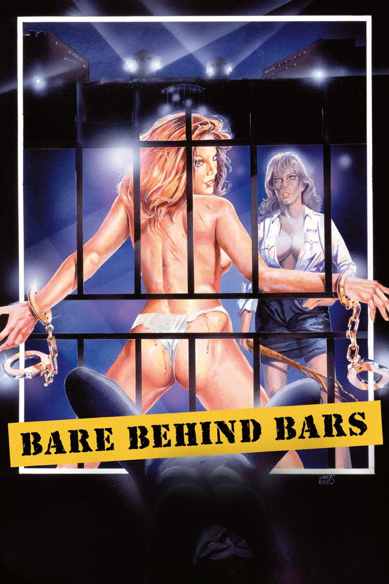 Bare Behind Bars Poster