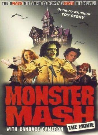 Monster Mash: The Movie Poster