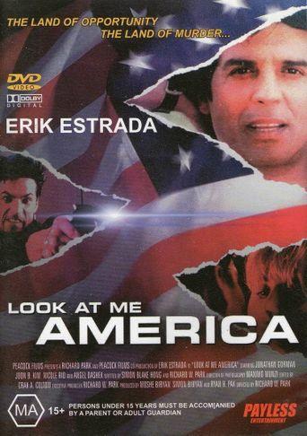 Look at Me, America Poster