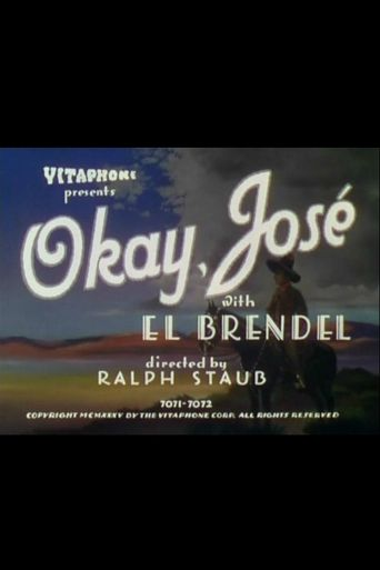 Okay, José Poster