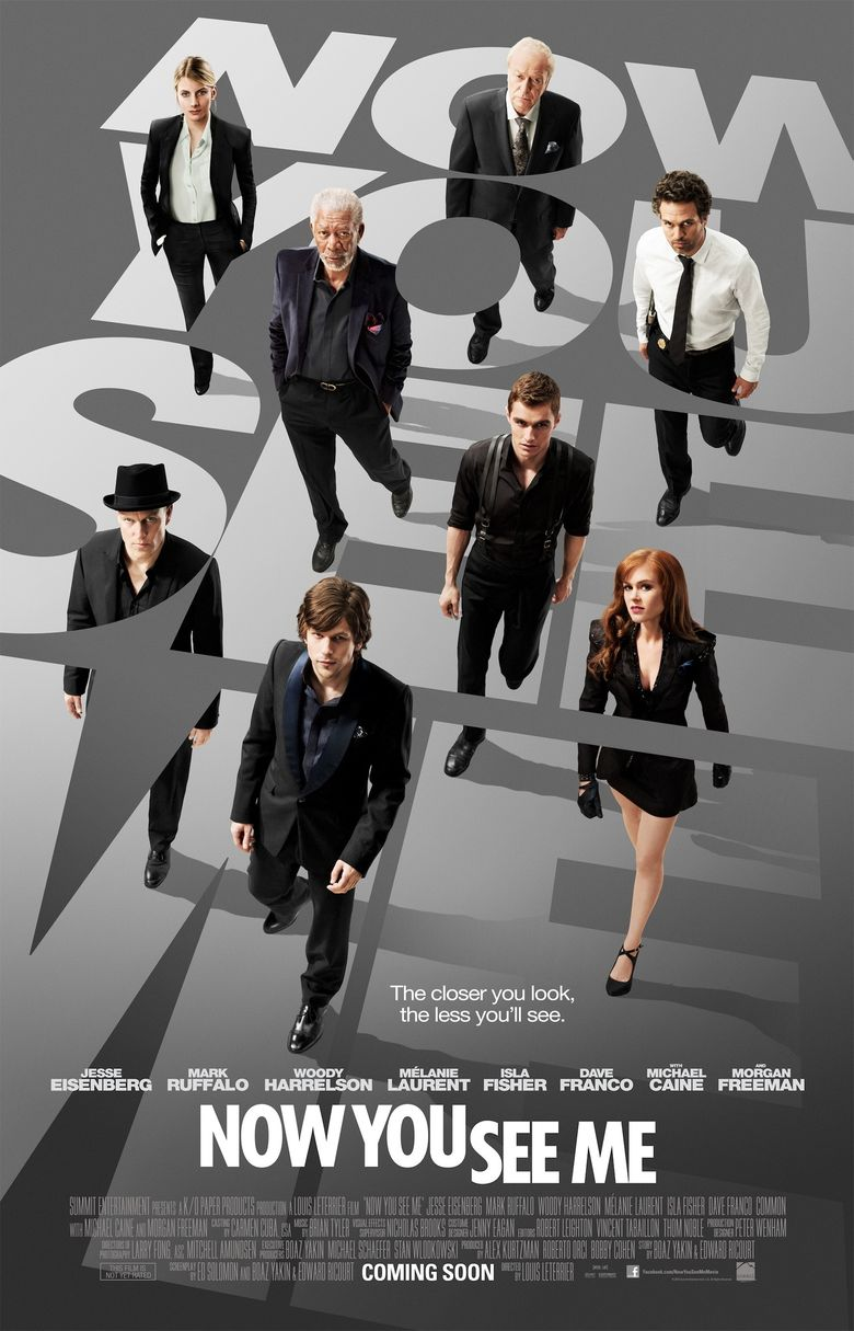 Watch Now You See Me