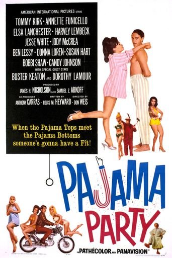 Watch Pajama Party