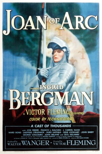 Joan of Arc Poster