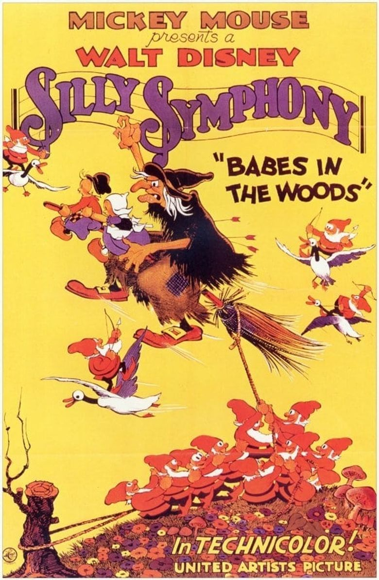 Babes in the Woods Poster
