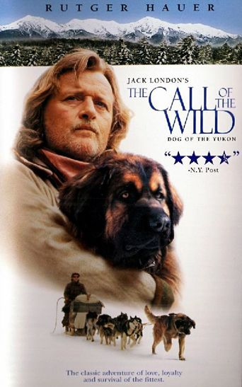 The Call of the Wild: Dog of the Yukon Poster