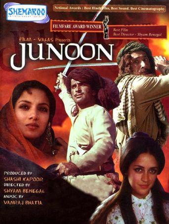 Junoon Poster