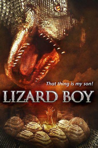 Lizard Boy Poster