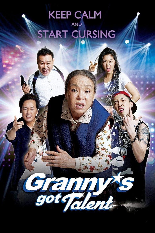 Granny's Got Talent Poster