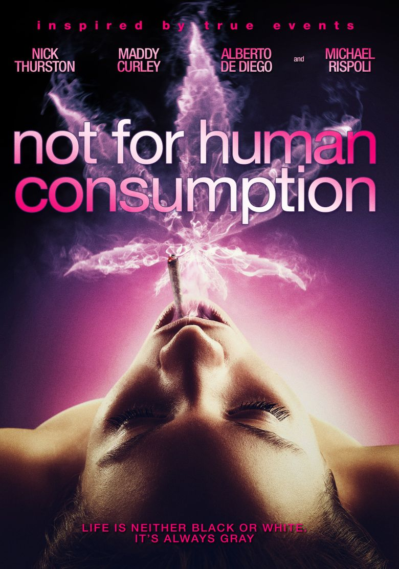 Not For Human Consumption Poster