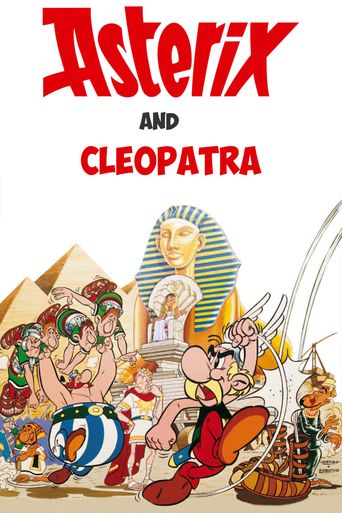 Asterix and Cleopatra Poster