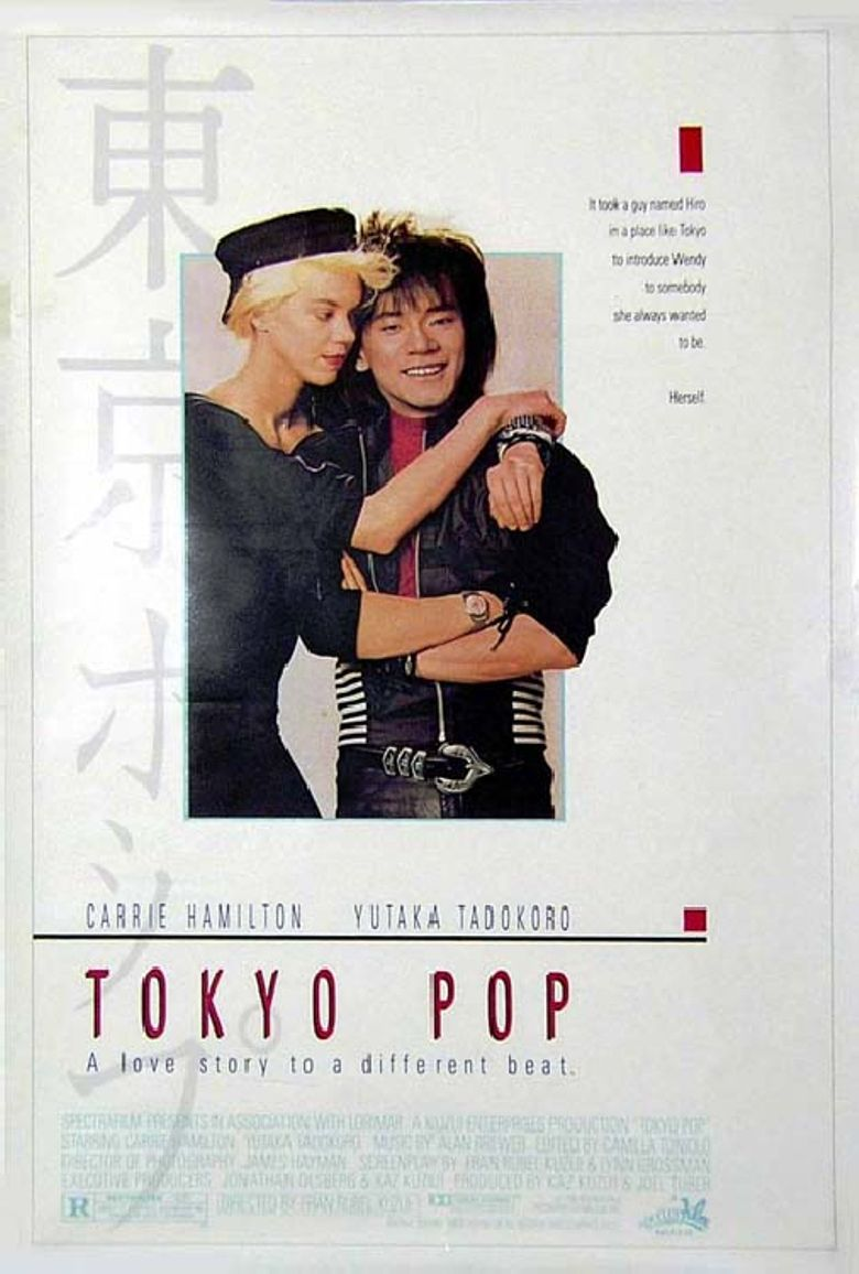 Tokyo Pop Poster