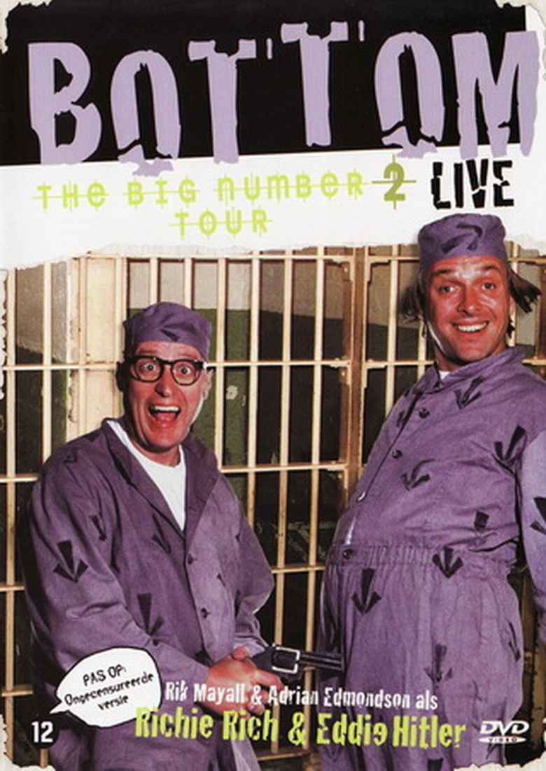 Bottom Live The Big Number 2 Tour Poster