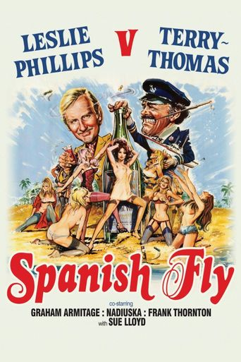 Spanish Fly Poster