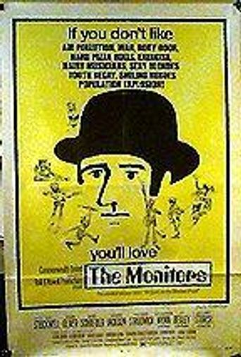 The Monitors Poster