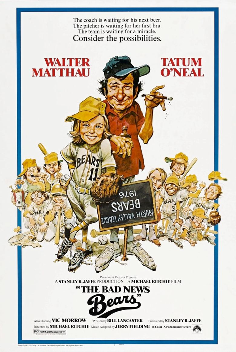 The Bad News Bears Poster