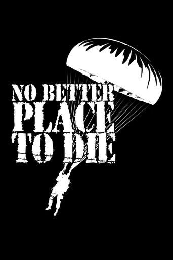 No Better Place to Die Poster
