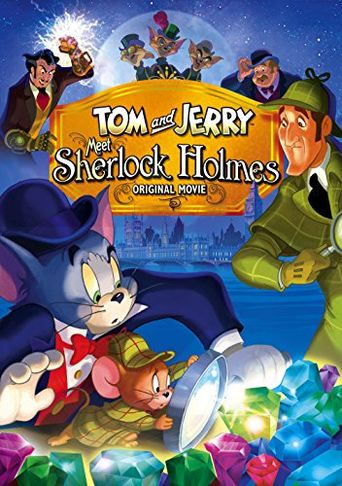 Tom and Jerry Meet Sherlock Holmes Poster