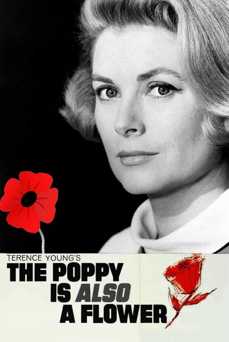 Poppies Are Also Flowers Poster